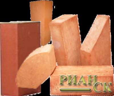 Кирпич керамический полнотелый, реставрационный,